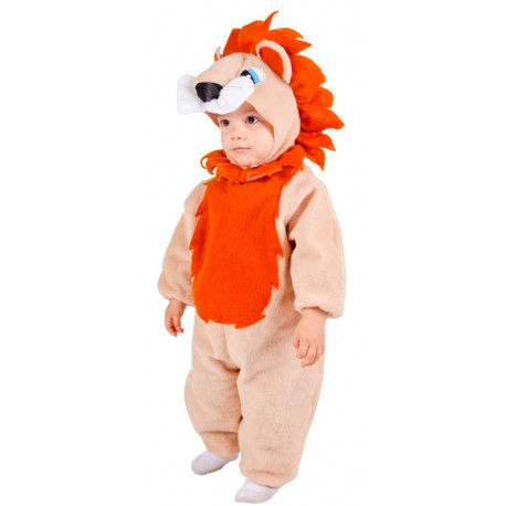Disfraz de León de la Sabana para Bebé