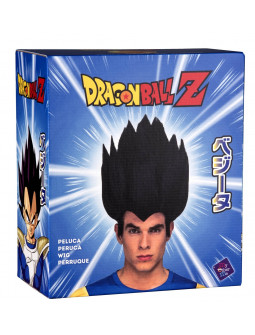 Peluca de Vegeta Dragon Ball para Adulto