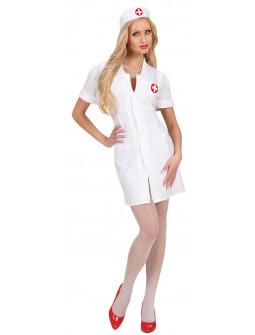 Disfraz de Enfermera Blanca para Mujer