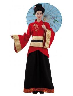 Disfraz de China Dragón para Mujer
