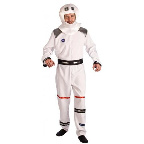 Disfraz de astronauta de la NASA para Hombre