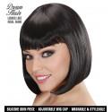 Peluca de lujo, efecto natural - Dream Hair -