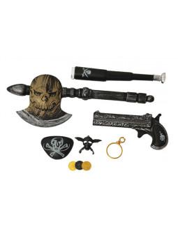 Kit Pirata de Complementos Corsarios