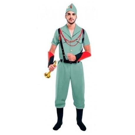 Disfraz de Legionario del Ejército para Hombre
