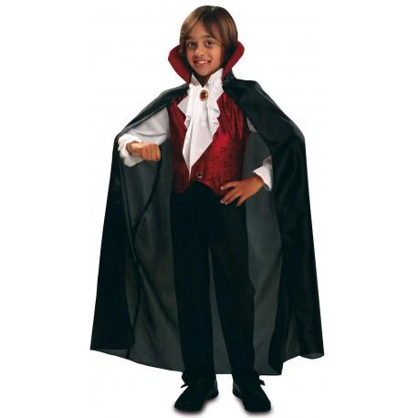 Disfraz de Vampiro Drácula para Niño