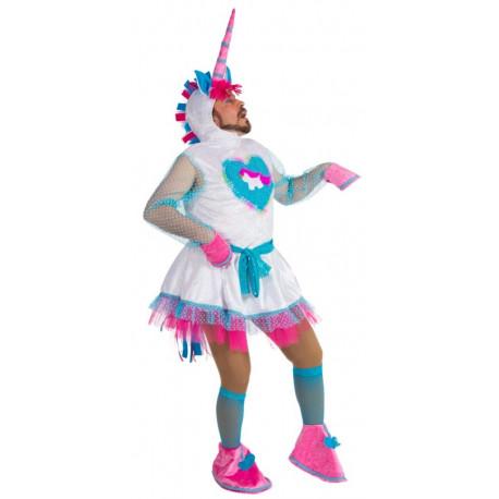 Disfraz de Unicornio Amoroso para Hombre