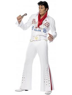 Disfraz de Elvis Presley Premium para Hombre