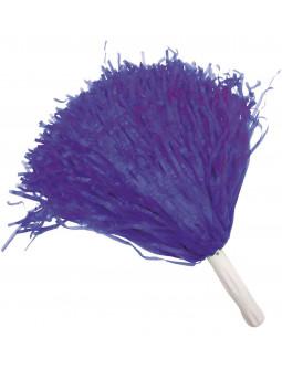 Pompones Azules de Animadora