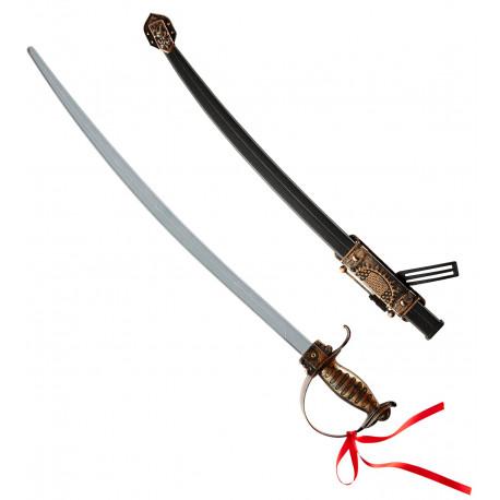 Espada Caballero con funda