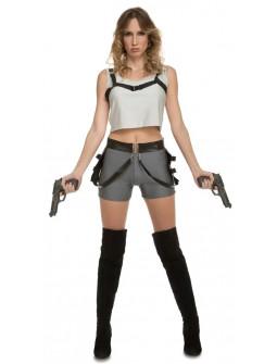 Disfraz de Lara Croft Tomb Raider para Mujer