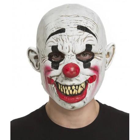 Máscara de Payaso Demoníaco de Látex
