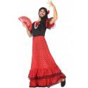 Disfraz de Hombre Flamenca