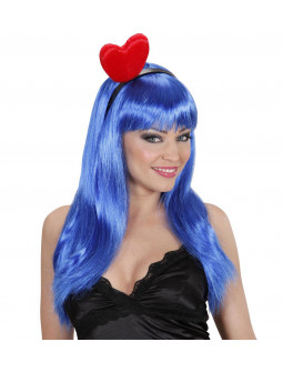 Diadema con corazon - Heart Headband -