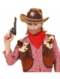 Sombrero Infantil marron Sheriff