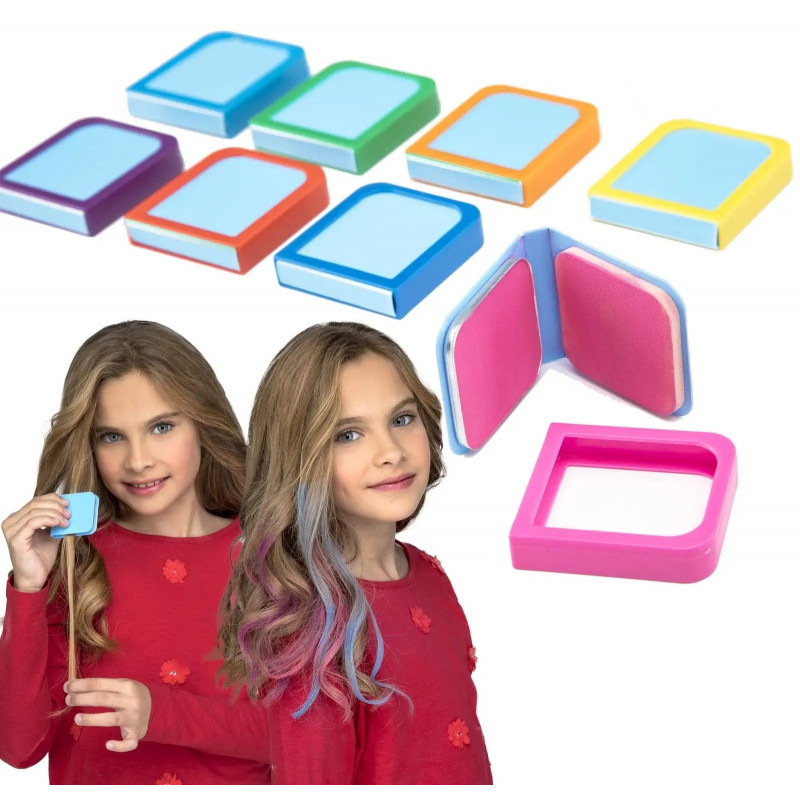95713c9c6 Tinte de Tiza para el Pelo en Varios Colores | Comprar