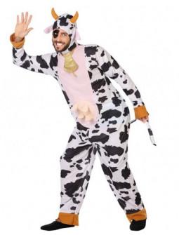 Disfraz de Vaca con tetas