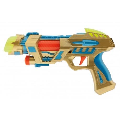 Pistola de Extraterrestre con Luz y Sonido