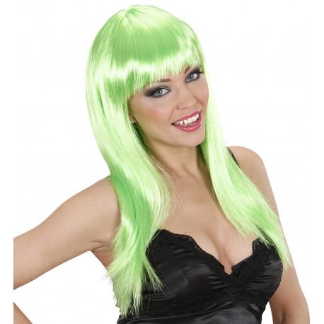 Peluca verde Quality Wig