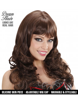 Peluca Lujo - Efecto Natural - Dream Hair