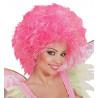 Peluca Wig en Fuxia
