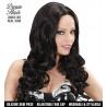 Peluca Lujo - Efecto Natural - Dream Hair