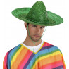 Sombrero de Paja Verde