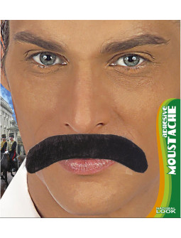 Bigote adhesivo - Natural Look -