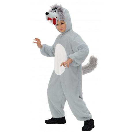 Disfraz de niño Lobo