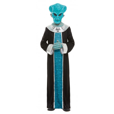 Disfraz de Alienígena del Espacio para Niño