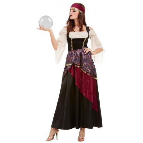 Disfraz de Adivina Gitana para Mujer