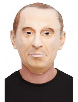 Máscara de Putin Presidente de Rusia