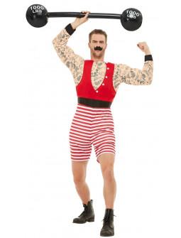 Disfraz de Forzudo Tatuado para Hombre
