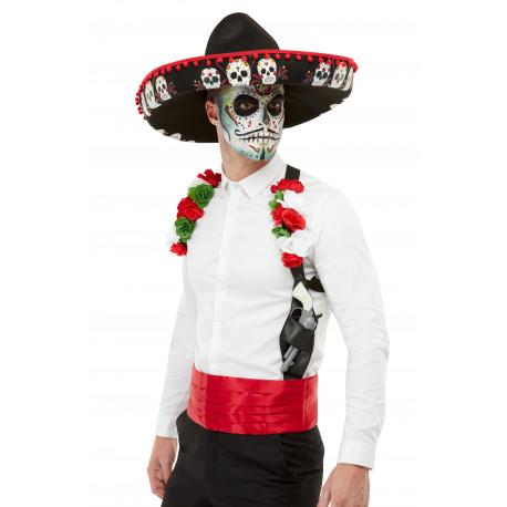 Kit de Muerte Mexicana para Hombre