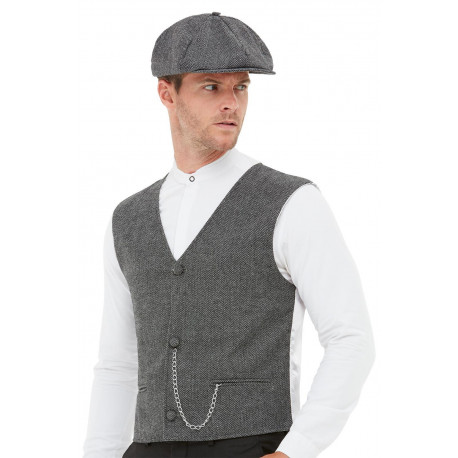 Kit de Disfraz de Gangster Años 20 Peaky Blinders