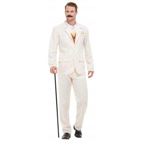 Disfraz de Caballero Elegante Años 20 para Hombre