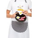 Disfraz de Cocinero con Sartén Infantil