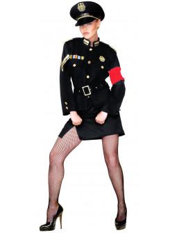 Disfraz de Mujer Nazi