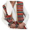 Disfraz de Árabe del Desierto Premium para Hombre