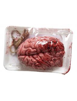 Cerebro Sangriento Envasado para Colgar