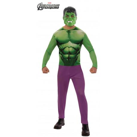 Disfraz de Hulk para Hombre
