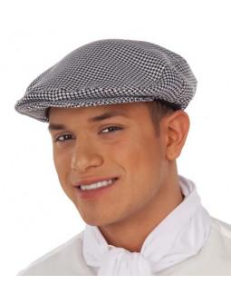 Gorra de Chulapo Madrileño para Adulto