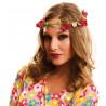 Corona Hippie de Flores