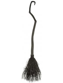Escoba de Bruja Negra 130 cm