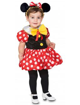 Disfraz de Ratoncita Minnie Mouse Infantil