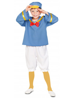 Disfraz de Pato Donald para Niño