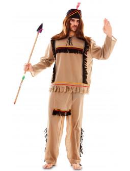 Disfraz de Indio Sioux para Hombre