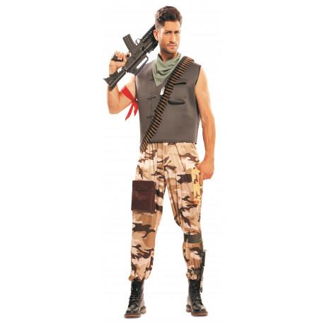 Disfraz de Ben Shafer Fortnite para Hombre