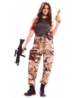 Disfraz de Soldado Fortnite para Mujer