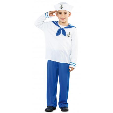 Disfraz de Marinero de Barco para Niño
