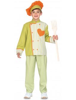 Disfraz de Cocinero Chicote Infantil